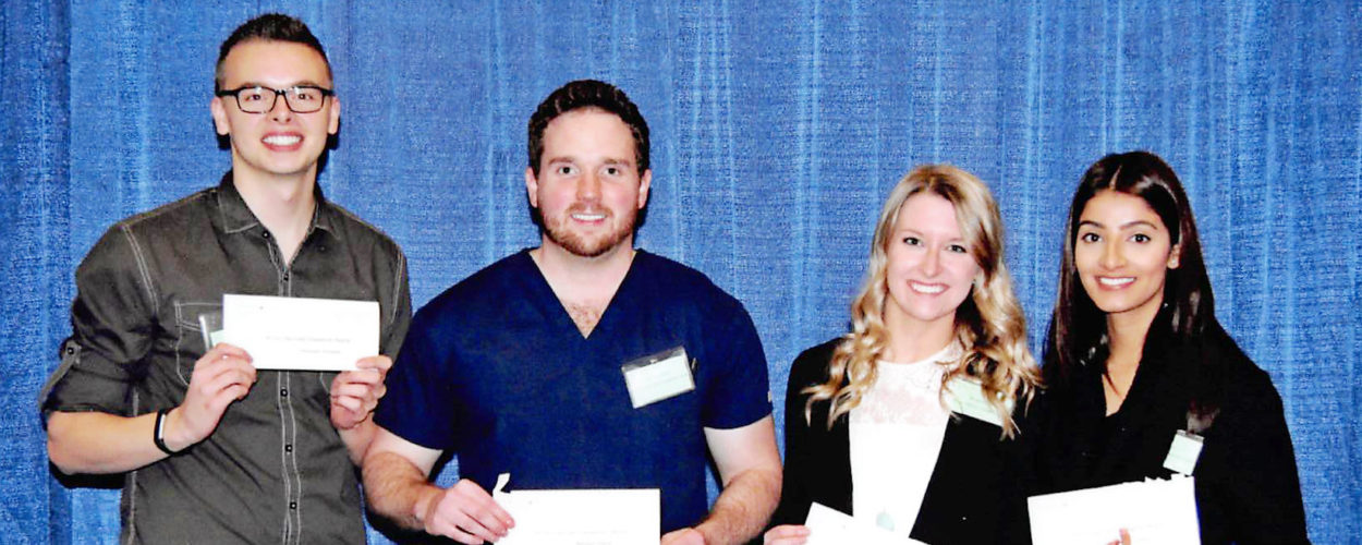 TB Vets Respiratory Therapy Student Awardees for 2016