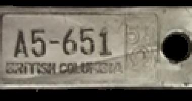 1953_TB Vets Key Tag