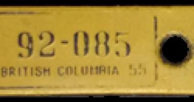 1955_TB Vets Key Tag