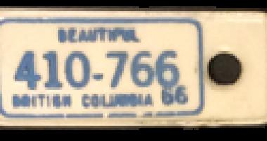 1966_TB Vets Key Tag