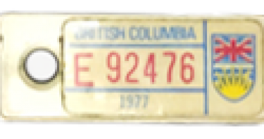 1977_TB Vets Key Tag