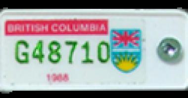 1988_TB Vets Key Tag