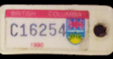 1990_TB Vets Key Tag