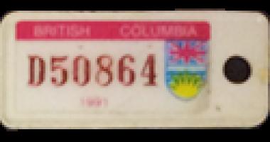 1991_TB Vets Key Tag