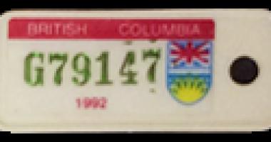 1992_TB Vets Key Tag