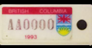 1993_TB Vets Key Tag