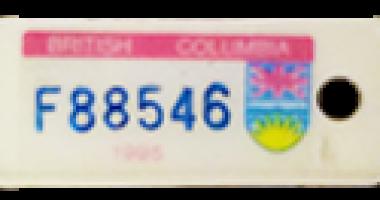 1995_TB Vets Key Tag