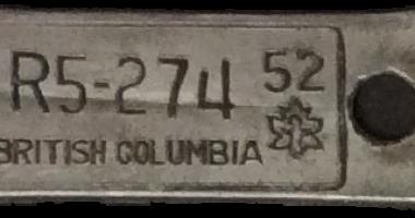 TB Vets Keytag archive 1952