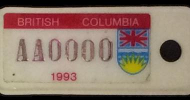 TB Vets Keytag archive 1993