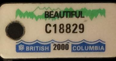 TB Vets Keytag archive 2000