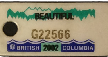 TB Vets Keytag archive 2002