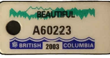 TB Vets Keytag archive 2003