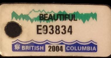 TB Vets Keytag archive 2004