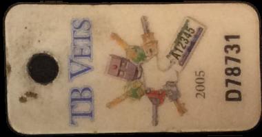 TB Vets Keytag archive 2005