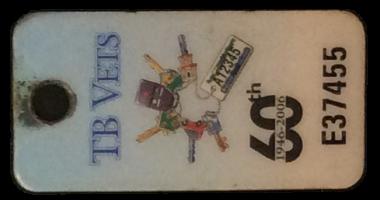 TB Vets Keytag archive 2006