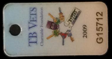 TB Vets Keytag archive 2009
