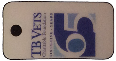TB Vets Keytag archive 2011, 65 years