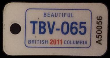 TB Vets Keytag archive 2011