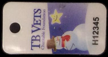 TB Vets Keytag archive 2013 Holiday
